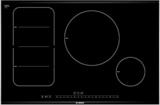 BOSCH PIN875N14E Induction Cooktop 80cm with Cookin Zone RRP $2699.00