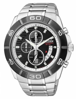 Citizen AN3411-51E WR100m Mens Chronograph Watch
