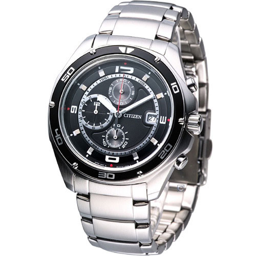 Citizen AN3440-53E WR100m Mens Watch Chronograph