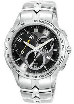 Citizen AT0160-58E Citizen Eco-Drive WR 100m Gents Chronograph watch