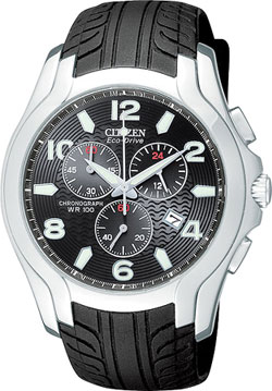 CITIZEN ECO-DRIVE Mens Watch AT0270-00E