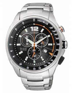 Citizen Eco-Drive Chronograph AT0796-54E Gents watch