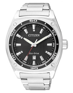 CITIZEN AW1040-56E Eco-Drive Mens Watch WR100m