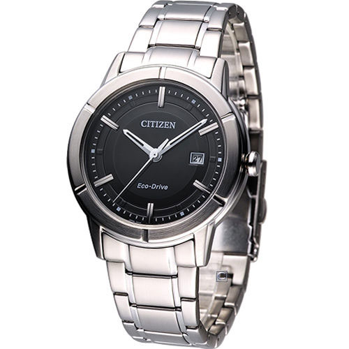 Citizen AW1080-51E Eco-Drive WR100m Mens Solar Watch