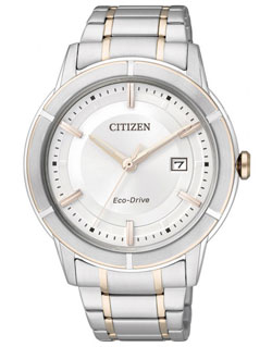 CITIZEN AW1084-51A Eco-Drive Mens Watch WR50m