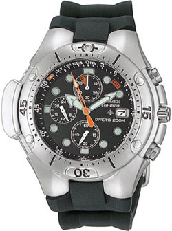 CITIZEN Promaster Eco-Drive Aqualand III Gents Watch BJ2040-04E watch 200m WR Gents watch in gift box