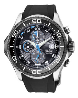 Citizen BJ2110-01E Promaster Aqualand Eco-Drive WR200m Divers Watch