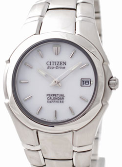 Citizen BL1140-53A Gents Eco-Drive Infinitum watch with Perpetual Calendar