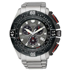 CITIZEN ECO-DRIVE BL5345-59H Mens Watch Perpetual Calendar WR100m Titanium