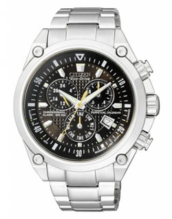 Citizen Eco-Drive BL5380-66E Perpetual Calendar Mens Watch