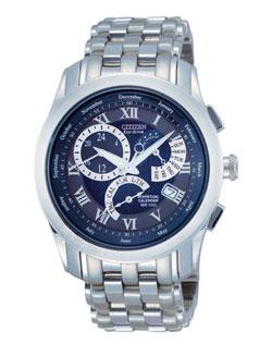 Citizen Eco-Drive BL8001-51L Perpetual Calendar Alarm watch WR100m
