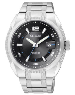 Citizen BM6901-55e Eco-Drive Titanium Mens watch WR100m