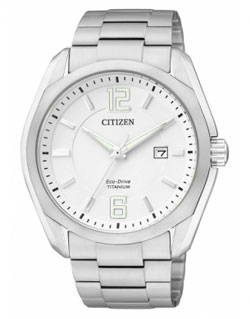 CITIZEN BM7081-51B  Eco-Drive Gents Titanium Watch
