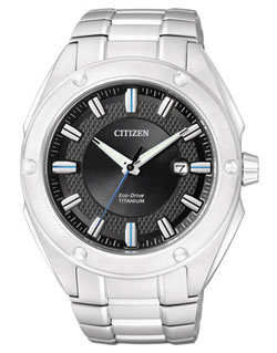 Citizen Eco-Drive Titanium BM7130-58E Mens Watch