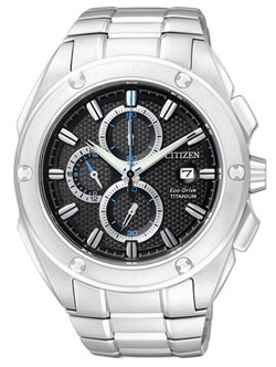 Citizen CA0210-51E Eco-Drive Titanium Sapphire Glass watch Eco-Drive Titanium Sapphire Glass CA0210-51E Mens watch WR100m