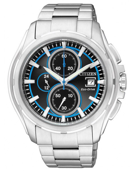 Citizen CA0270-59E Eco-Drive Chronograph WR100m Mens Watch