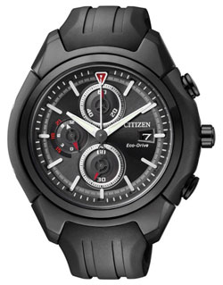 Citizen Eco-Drive CA0285-01E Mens Chronograph Watch