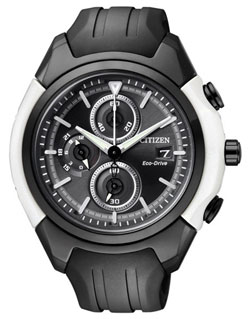 Citizen Eco-Drive CA0286-08E Mens Chronograph Watch