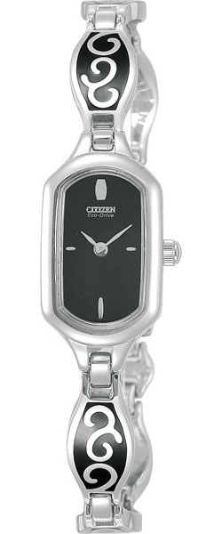 Citizen Silhouette Eco-Drive stainless steel EG2300-56E Ladies watch