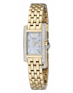 Citizen Eco-Drive EG2682-66D 34 real Diamonds Ladies Watch