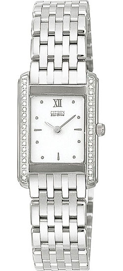 Citizen Stiletto EG3020-57A Diamond Ladies Eco-Drive watch