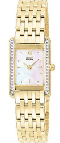 Citizen Stiletto EG3022-51D Diamond Ladies Eco-Drive watch