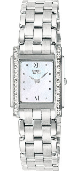 Citizen Stiletto EG3050-56D Diamond Ladies Eco-Drive watch