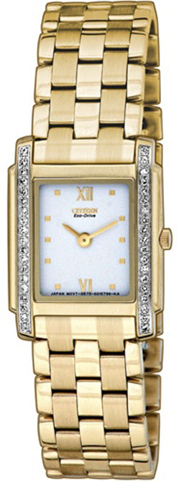 Citizen Stiletto EG3052-51A Diamond Ladies Eco-Drive watch