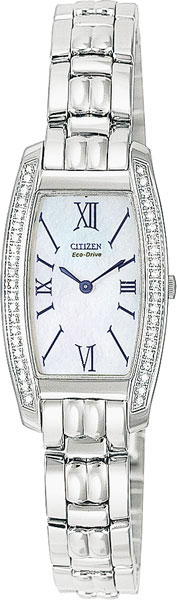 Citizen Stiletto EG3060-52D Diamond Ladies Eco-Drive watch