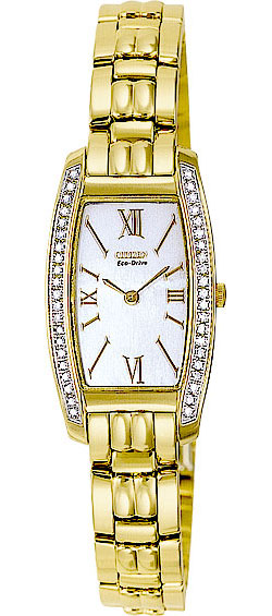 Citizen Stiletto EG3062-57D Diamond Ladies Eco-Drive watch