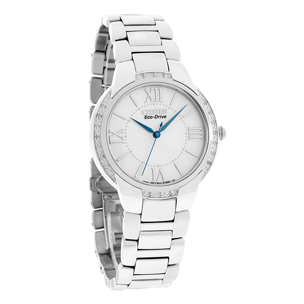 Citizen EM0090-57A Eco-Drive Ladies 20 x Diamond Watch