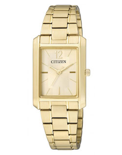 CITIZEN Ladies Watch ER0192-55P watch Gold