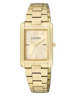 CITIZEN Ladies Watch ER0192-55P watch Gold