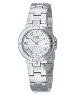 Citizen EU2020-51A Ladies watch with stainless steel strap