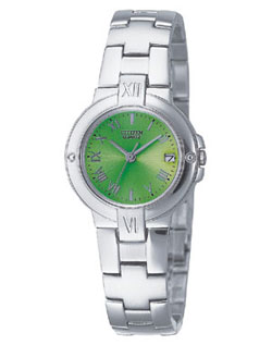 Citizen EU2020-51L Ladies watch with stainless steel strap