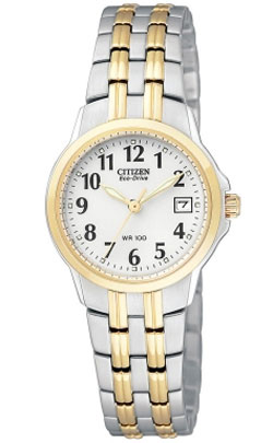 Citizen EW1544-53A Stainless Steel Eco-Drive Ladies watch
