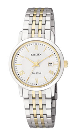 Citizen Eco-Drive EW1584-59A Ladies Dress Watch