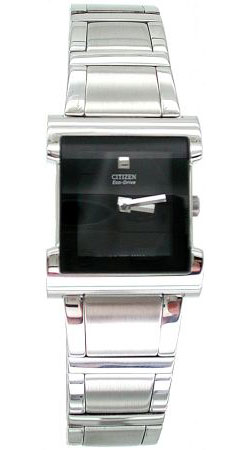 Citizen Eco-Drive stainless steel EW8310-56E Ladies watch