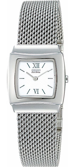 Citizen Eco-Drive Silhouette stainless steel EW8510-57A Ladies watch