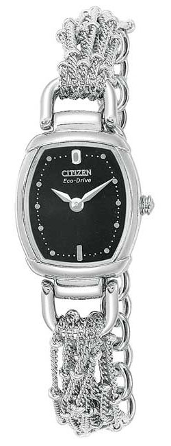 Citizen Eco-Drive Catena stainless steel EW8800-57E Ladies watch