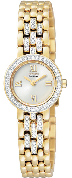 Citizen EW9802-56A Eco-Drive Ladies Dress Watch
