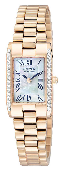 Citizen Eco-Drive EW9813-50D Ladies Dress Watch