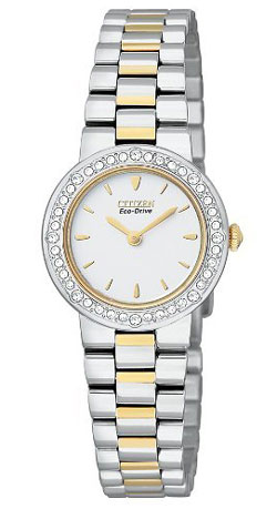 Citizen EW9824-53A Stainless Steel Eco-Drive Ladies watch
