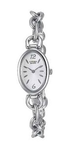 Citizen silver dial EZ6100-51A Ladies watch