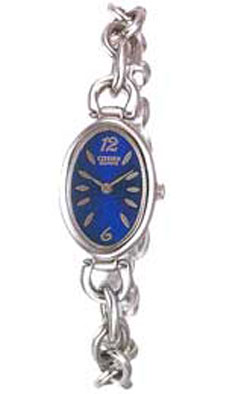 Citizen blue dial EZ6100-51L Ladies watch