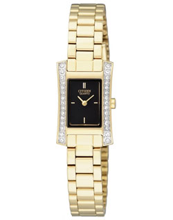 Citizen EZ6312-52E Ladies Dress Watch Gold