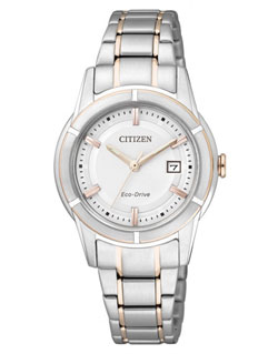 Citizen Eco-Drive FE1034-59A Ladies Dress Watch