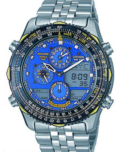 Citizen Promaster Blue Angel Navihawk JN0040-58L watch