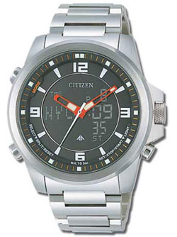 CITIZEN Promaster World Time Gents Watch JN5000-55e watch 100m WR Gents watch in gift box