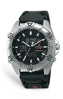 Citizen Promaster Wingman JQ8010-05E Mens watch